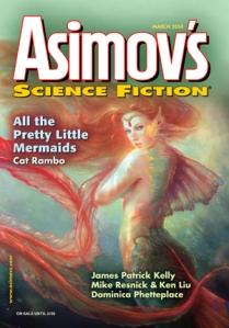 Asimov's March 2014