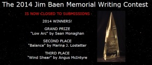 Jim Baen Memorial Writing Contest