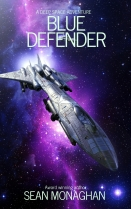 Blue Defender Cover